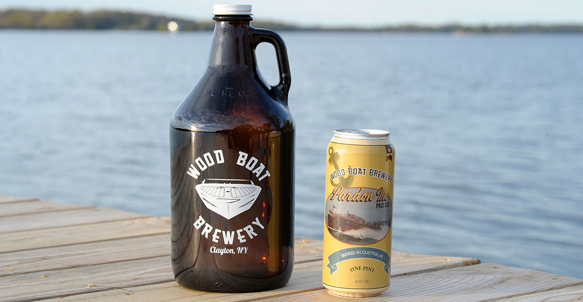 Wood Boat Brewery – Growler & Can Beer